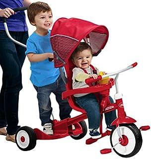 1e00421c66e Amazon.com: Fisher-Price Grow-with-Me Trike: Toys & Games