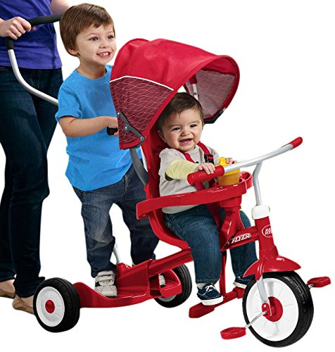 (Radio Flyer Ride and Stand Stroll 'N Trike)