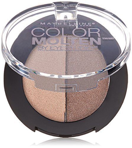 Maybelline New York Eye Studio Color Molten Cream Eye shadow, Taupe Craze, 0.070 Ounce