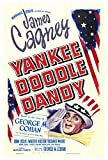 Yankee Doodle Dandy Poster 27x40 James Cagney Joan Leslie Walter Huston