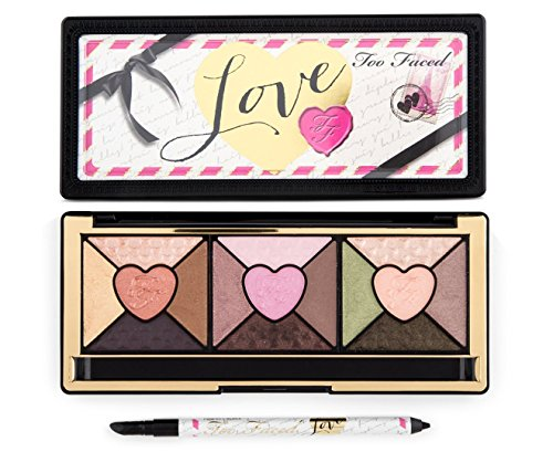 Too Faced Love Palette, 0.5 Ounce