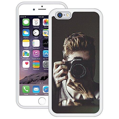 Fotograf | Handgefertigt | iPhone 6 6s (4,7') | Weiß Hülle