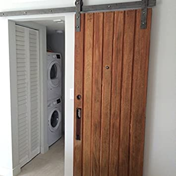Classic Sliding Barn Door Hardware (9 Ft)