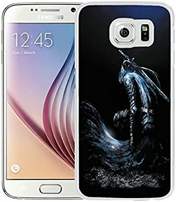 Amazon.com: Samsung Galaxy S6 Case,Dark Souls Prepare to Die ...