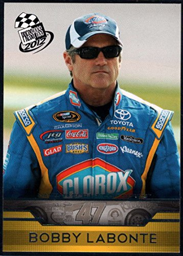 Racing Nascar 2012 Press Pass #22 Bobby Labonte ()
