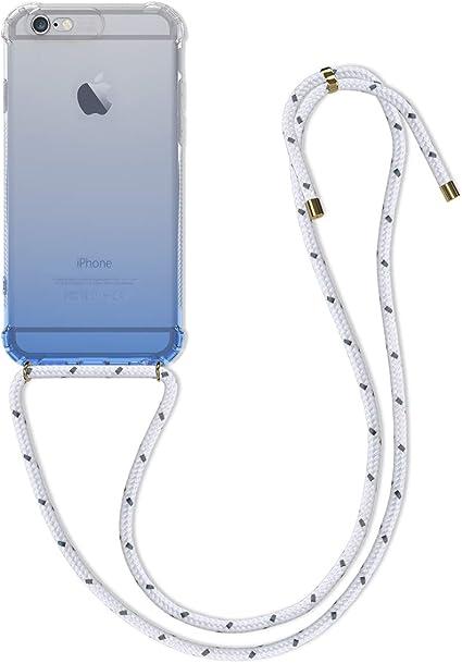 kwmobile Funda con Cuerda Compatible con Apple iPhone 6 / 6S: Amazon.es: Electrónica