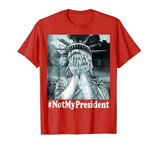 not my president T-Shirt - america election shirts