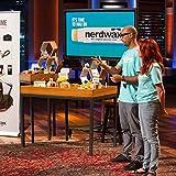 New Nerdwax Slimline Design - 4ct Value Pack | Stop Slipping Glasses as Seen on Shark Tank