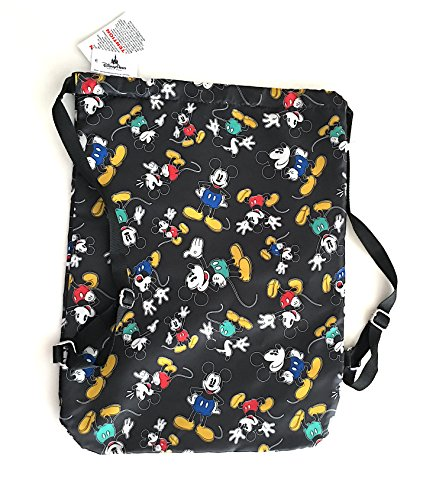 Disney Parks Mickey Mouse Cinch Sack Drawstring -