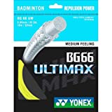 YONEX Ultimax BG66 Badminton String
