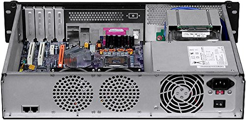 NO Power Supply,No System and Case Only 3x3.5 Front Access Wallmount//Rackmount Chassis IPC-330F PLINKUSA RACKBUY 3U 11.81 Deep ATX//Micro-ATX//Mini ITX USB2.0