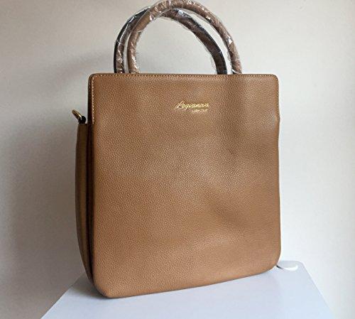 Handbag Satchel Shoulder Bag Designer Women's Purse Genuine Leather Ladies' Handbag Business Bag Casual Handbag Exclusive Designer Bag by Logvanova Collection Original Bag from *Show Room* Store only + Free Handbag Scarf