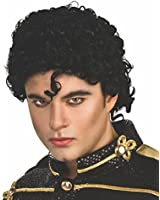 Michael Jackson Curly Thriller Wig