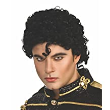 Rubies Costume Co Michael Jackson Curly Thriller Wig