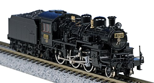 Kato Train - N gauge 2027 C50 Steam Locomotive KATO N gauge 50th Anniversary product