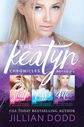 Keatyn Chronicles Books 1 3 ebook product image
