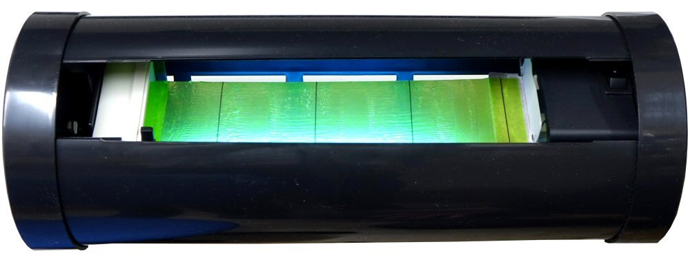 アスパル 薬剤不使用 無音無臭 小型捕虫器 クロコップ MP-071 B06XKW6YR4