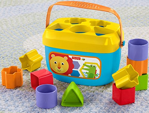 Large Product Image of Fisher-Price Baby's First Blocks