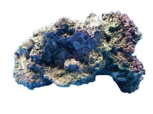 Coral Replicas - Live Rock Replica FantaSea 28796 Realistic Polyresin Hand Painted Aquarium Ornament
