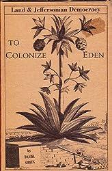 To Colonize Eden