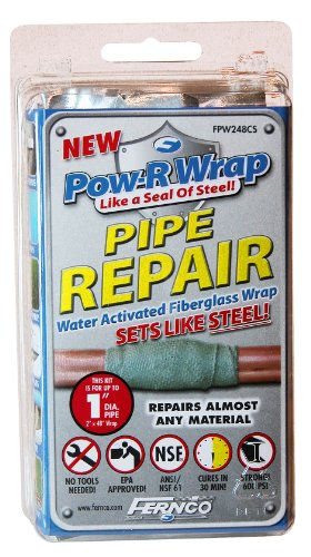 pipe and hose repair kit - 8