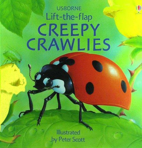 Read Online Creepy Crawlies (Usborne Lift-The-Flap) pdf epub