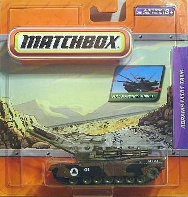 Mattel Matchbox Real Working Rigs ()