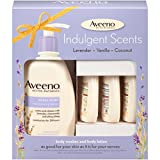 Best Aveeno Leave In Conditioners - Aveeno Indulgent Bath Gift Set, Lavender, Vanilla Review