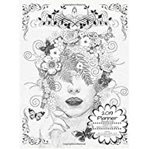 2019 Planner Butterfly Lady Organize Your Weekly, Monthly, & Daily Agenda: Features Year at a Glance Calendar, List of Holidays, Motivational Quotes and Plenty of Note Space