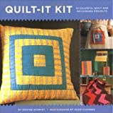 img - for Quilt-It Kit: 15 Colorful Quilt and Patchwork Projects by Denyse Schmidt (2006-04-06) book / textbook / text book