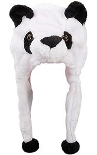 DAYAN Sombrero de Animal Disfraz Cosplay Gorro Niño Adulto Cubierta De  Oreja Orejera Invierno Panda bc2f5c91b9f