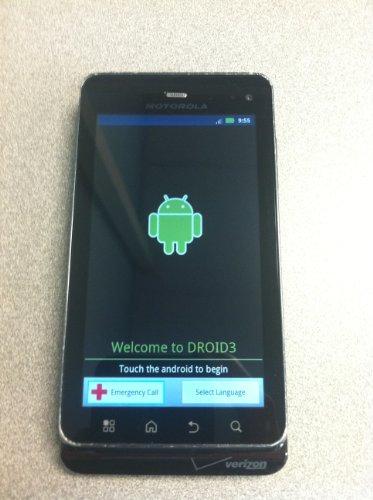- Motorola Droid 3 Verizon Xt862 Verizon Cell Phone