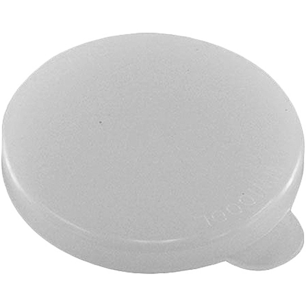 Cambro WW1000L148 - Replacement Lid, White CAMLITER LID 1/2 - 1 Liter - 12 Per Case