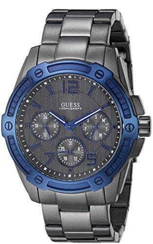 GUESS Mens U0601G1 Multi Function Watch