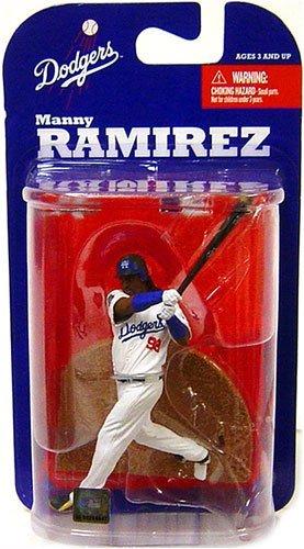 - McFarlane Toys MLB 3 Inch Sports Picks Series 7 Mini Figure Manny Ramirez (Los Angeles Dodgers)