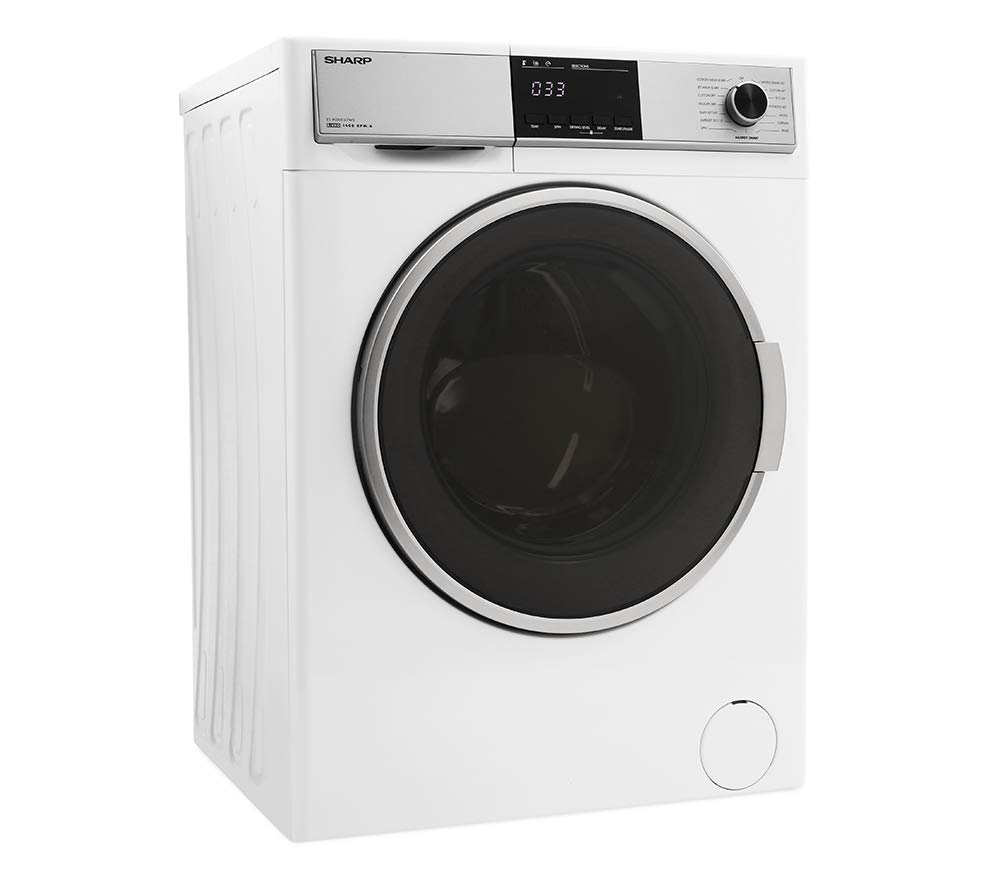 Sharp WaTr ES-HDB8147W0-DE A wh| 8kg: Amazon.es: Grandes ...