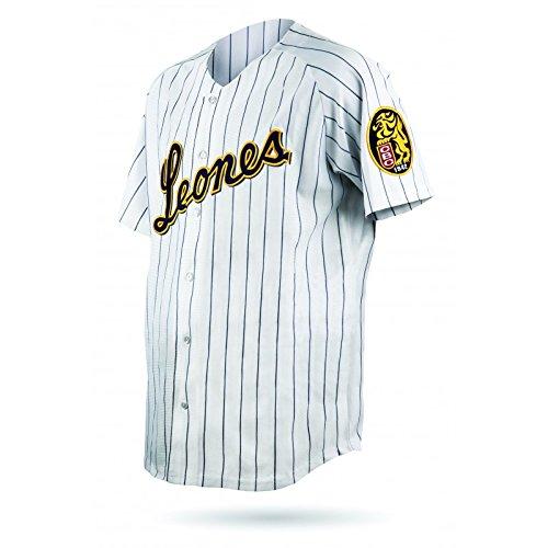 (Leones Del Caracas Jersey Season 2015-2016 Venezuelan Baseball (M, Home Club))