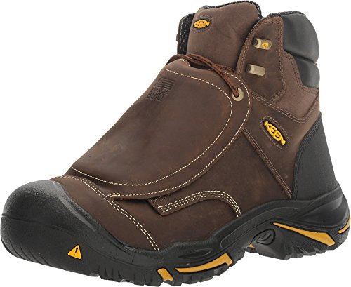 Safety Guard Metatarsal Boots (KEEN Utility - Men's Mt Vernon 6