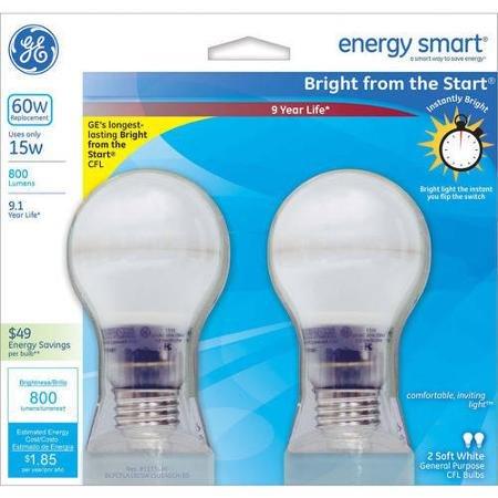 Equivalent Bright Start Light 2 Pack