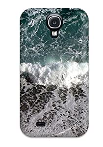 Galaxy S4 Cover Case - Eco-friendly Packaging(wave On The Beach) by lolosakes