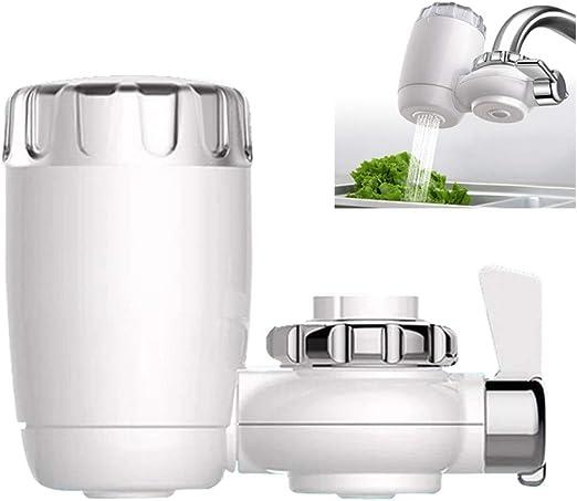 Filtro de grifo, purificador de agua de purificación de agua para la cocina: Amazon.es: Hogar