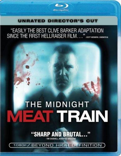 Midnight Meat Train [Blu-ray]