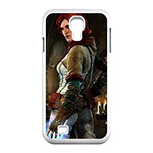 Samsung Galaxy S4 9500 Cell Phone Case White The Witcher 3 Wild Hunt review Triss Merigold D3L1BI