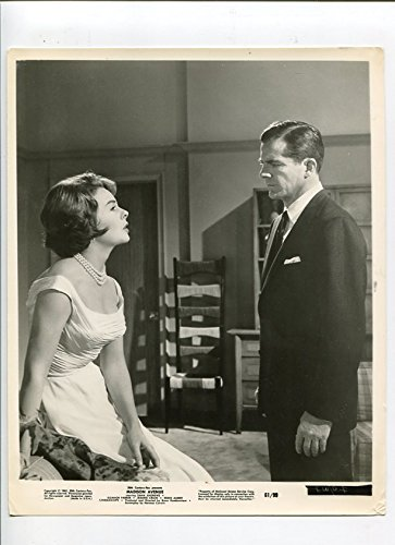 (MOVIE PHOTO: MADISON AVENUE-DANA ANDREWS-JEANNE CRAIN-1961 VG/FN)