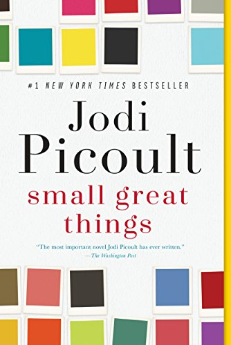 Small Great Things: A Novel cover