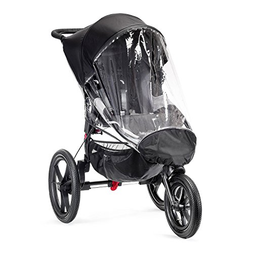 Baby Jogger Weather Shield Stroller Cover- Summit X3 Single Stroller ()