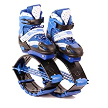 Unisex Boys Girls Cozy Jumps Fitness Bounce Jumping Shoes Sports Outdoor Jumping Boots Gravity Running shoes