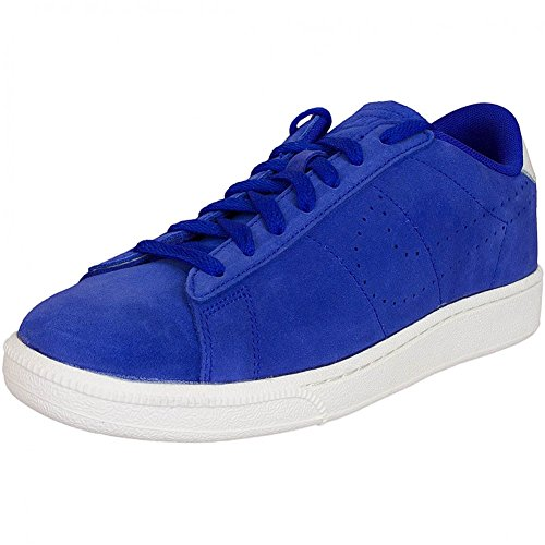 NIKE Mens Tennis Classic CS Suede, Old Royal/Old Royal-Ivory, 9.5 M US ()
