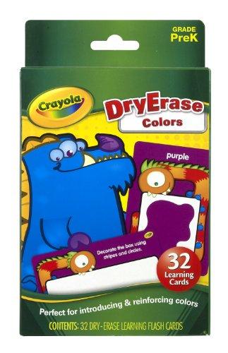 Crayola Erase Learning Flash Colors