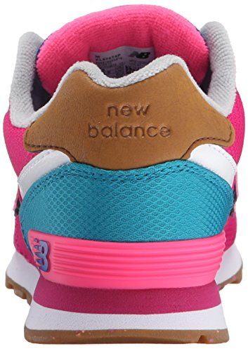 New Fille Lacées Rose Balance 43 Chaussures 476580 Pink Rose zw6z7qr
